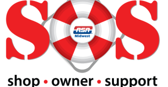ASA Midwest Shop Owner Support Group Logo
