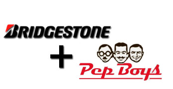 Bridgestone acquires Pep Boys