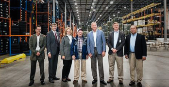 TBC Corporation Opens Warehouse in Rossville, Tenn.